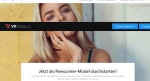 >Geld verdienen als Online Model bei VXMODELS