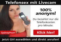 Telefonsex mit kostenloser Livecam